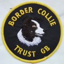 00001 BCT Sew On Badge