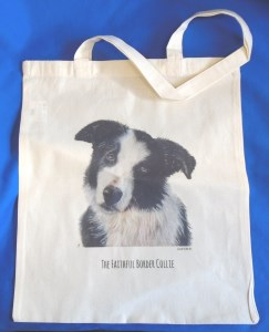 00046 The Faithful Border Collie Bag 243 x 300