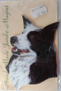 00264 Collie head magnet 202 x 300