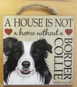 00285 Border Collie Plaque 266 x 300 1