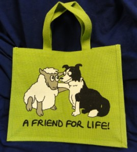 00382 A Friend For Life Shopping Bag 269 x 300