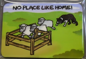 00401 No Place Like Home Magnet 300 x 206