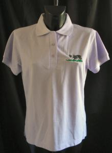 00802 Ladies Polo lilac