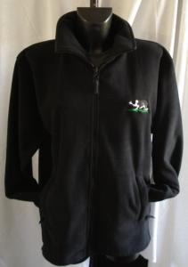 00810 Micro full zip fleece