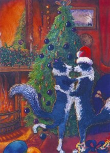 00970 Dancing by the Christmas Tree 215 x 300