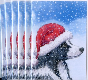 00981 His Holiday Hat 300 x 274