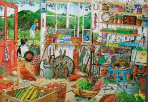 12053 The Potting Shed HB Card 300 x 208