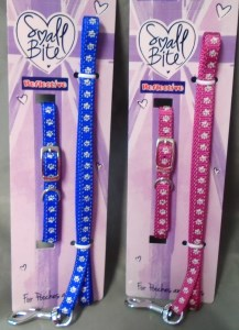 43545 43546 Small Bites Puppy Collar Set 217 x 300