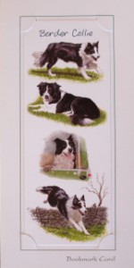 80001 Book Mark Blank Card Original 150 x 300