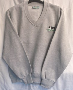 V Neck Sweat shirt 243 x 300