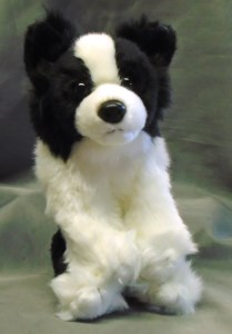 00535 Sitting Collie Toy 209 x 300